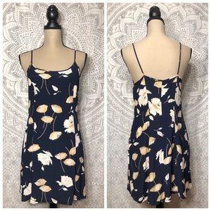 VTG 90s Strappy Floral Dress